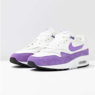 Authentic Nike Air Max 1 Violet