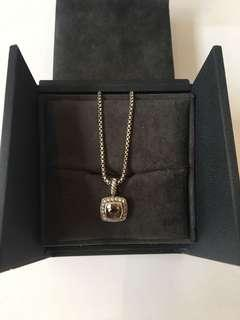 David Yurman Petite Albion Necklace 17""