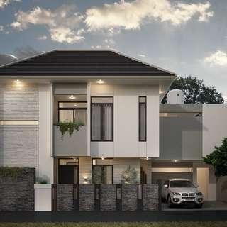 Rumah Impian, Asri, Nyaman dan Aman @Jagakarsa
