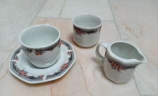 Chef's Top Tea Cup by Noritake