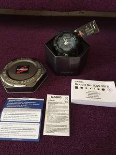 Jam casio G shock GA-710 1 A2ER