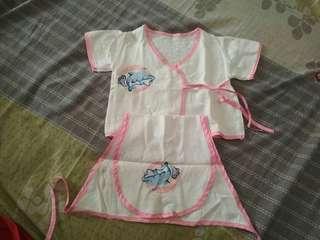 Baju bayi & popok