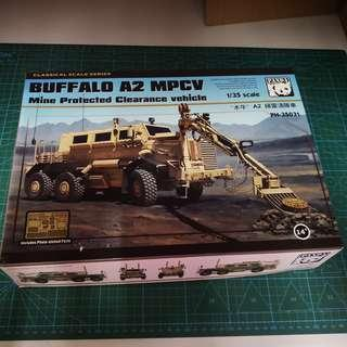 1/35 PANDA Buffalo A2 掃雷排障車