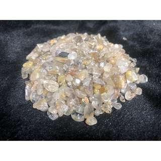 鈦晶碎石---200g