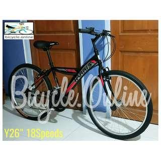 "Brand new 26"" Mountain Bikes ( Bicycles)"