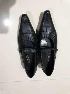 5TH Avenue Leather Shoes ( free ongkir )