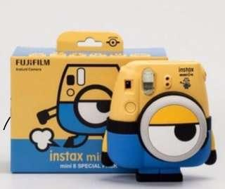 Instax minion edition