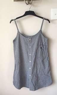 Ralph Lauren repurposed vintage shirt dress