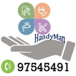 handyman & cleaning