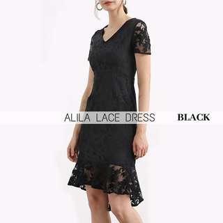 ALILA LACE DRESS