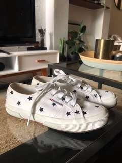 Superga Star Sneakers Size 37