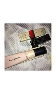 Burberry B.B. cream & lipstick
