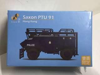 Tiny 煞臣 Saxon PTU91 會員限定