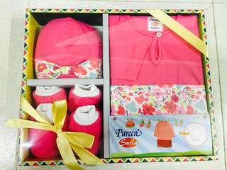 Muslim Malay Baby Gift Set Clothing