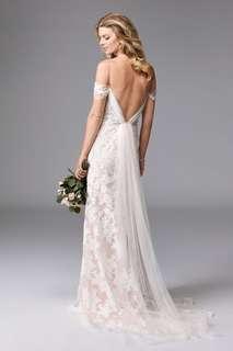 Beautiful wedding dress never worn - Watters Wtoo Winnifred