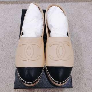 Chanel espadrille size36