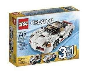 🆕 LEGO 31006 Creator Highway Speedster