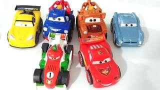 Disney Cars battery operated Shake and Go