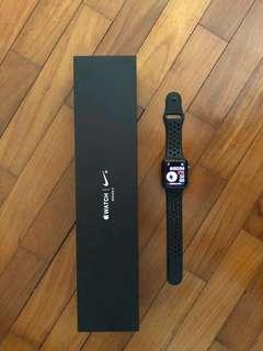 Apple Watch x Nike Series 3 42mm Grey