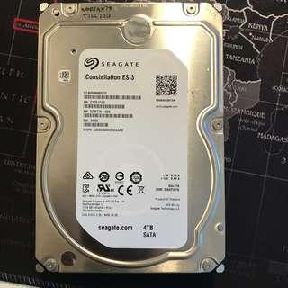 Seagate Constellation 4tb - with warranty