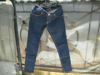 Celana Jeans by LOGO,include ongkir jabodetabek