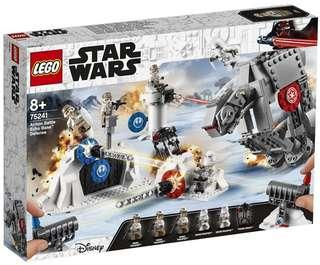 Lego star wars 75241 Echo Base Defence  同系列 75261 75243 75262 75236 75240 75242