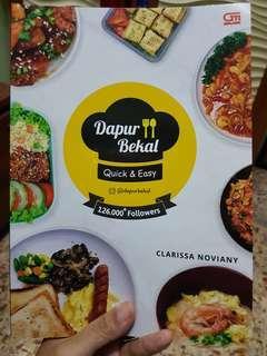 Buku Resep dapur bekal