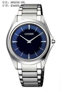 CITIZEN Watch 手錶 AR5030-59L