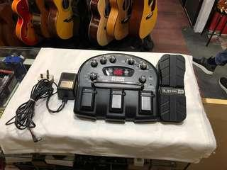 Line 6 Floor Pod Guitar Multi-Effects Processor Pedal