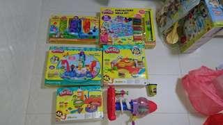 🚚 Sale Playdoh multiple sets