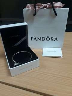 Pandora What Makes a Family limited edition bangle