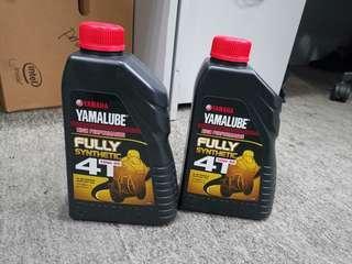 Yamalube 10w-40 yamaha engine oil lubricant