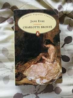 Jane Eyre (Penguin Classic Edition) by Charlotte Bronte