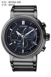 CITIZEN Watch 手錶 BZ1006-82E