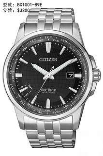 CITIZEN Watch 手錶 BX1001-89E