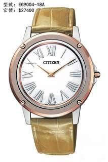 CITIZEN Watch 手錶 EG9004-18A
