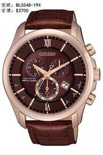 CITIZEN Watch 手錶 BL5548-19X