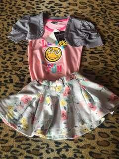 Kids Clothing size 2-3 years old