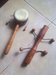 Mainan tradisional khas kalimantan