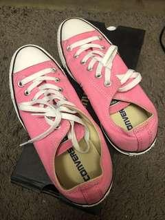 Pink Converse All Star