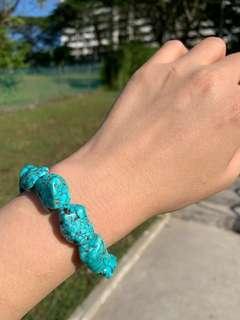 🚚 Turquoise bracelet