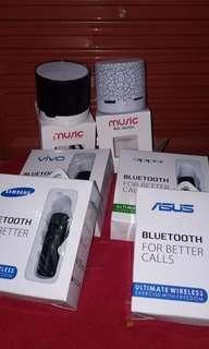 Mini Speaker Bluetooth & Earphone Bluetooth