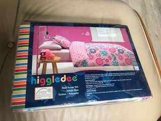 Girl bedsheet set