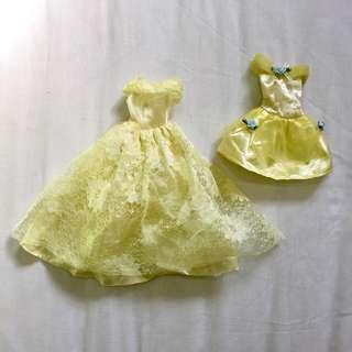 Barbie dress set