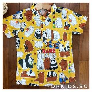 We Bare Bears Shirt