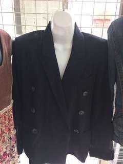 🚚 黑色西裝外套