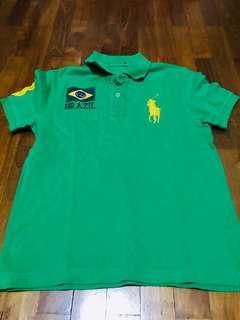 🚚 Boys polo shirt preloved