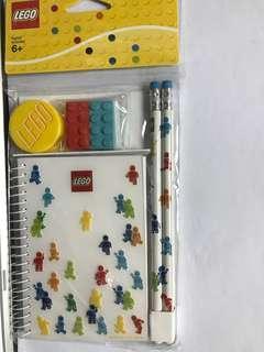 🚚 LEGO stationery pack