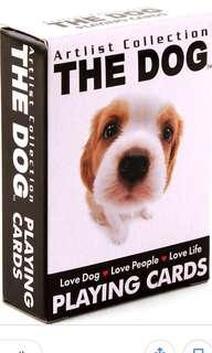 Bicycle 啤牌 - The dog 🐶 mini playing cards