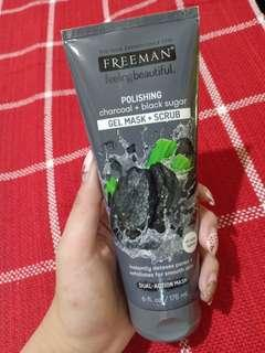 Freeman Mask Charcoal (Preloved) 85%-90%